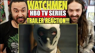 WATCHMEN | HBO | Teaser TRAILER REACTION!!!