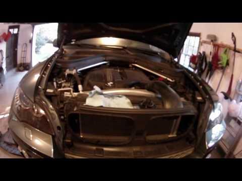 DIY BMW E70/E71 X5/X6 Coolant Flush
