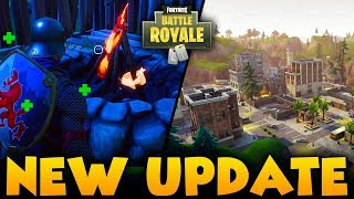 NEW COZY CAMPFIRE & NEW CITY em breve: notas de patch do Fortnite Battle Royale