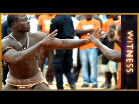 Wrestling in Dakar - Witness