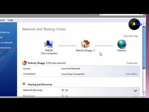 """How To Fix """"Unidentified Network"""" Through Ethernet/Wireless In Vista"""