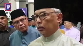 Sultan Pahang tunjuk perkembangan positif