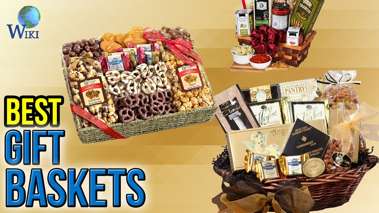 7 Best Gift Baskets 2017 - YouTube