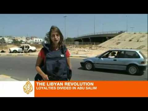 Tripoli Citizen: Life was better when Gaddafi was in Control (august 28, 2011)
