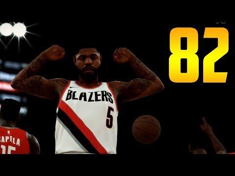"""NBA 2K18: My Career Gameplay Walkthrough - Part 82 """"GETTIN SMOKED!!"""" (My Player Career)"""