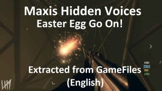 New Easter Egg Maxis - Hidden Voices (English)