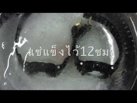ORIGINAL G-SHOCK VS FAKE G-SHOCK Drop test and Frozen  TEST
