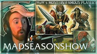 Asmongold Reacts To World Of Warcrafts Most Famous And  Nfamous Players By MadSeasonShow