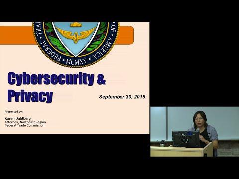 The Vicki Kasomenakis Business Society: Cybersecurity & Privacy
