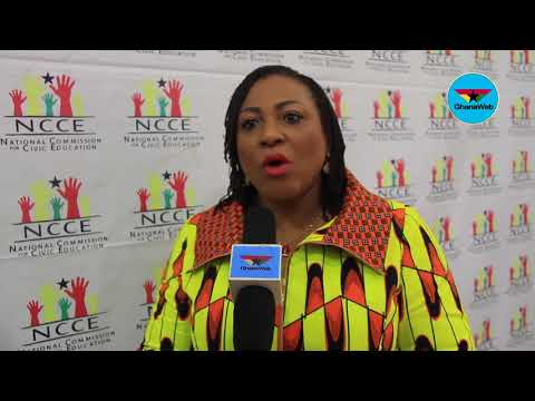 We need corporate Ghana to support our Civic Education Challenge - NCCE