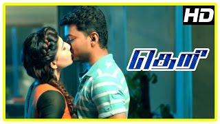 Theri movie | Samantha Scenes | Vijay | Raadhika | Mahendran | Rajendran