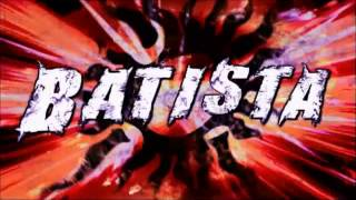 WWE Batista 2013 Theme Song And Titantron video