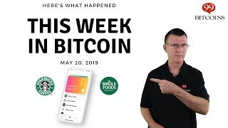 This week in Bitcoin - May 20th, 2019