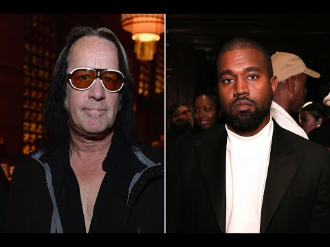Why Todd Rundgren Quit Working on Kanye West's Album