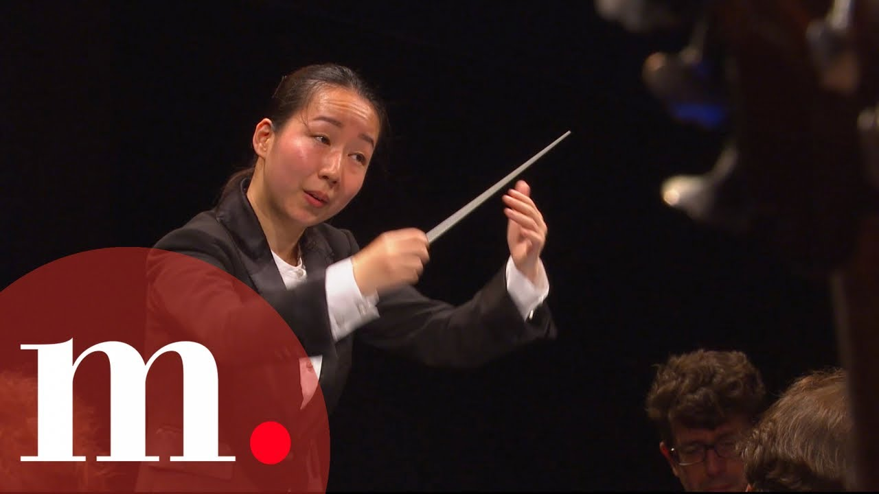 56th Competition for Young Conductors: Nodoka Okisawa (Winner)