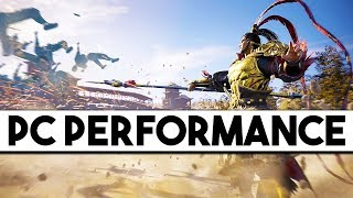 Dynasty Warriors 9 PC HIGH Settings Performance GTX 1080