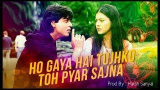 Ho Gaya Hai Tujhko Toh Pyar Sajna - Instrumental Cover Mix (DDLJ)  | Harsh Sanyal |