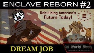 Hearts of Iron 4: Enclave Reborn #2 - Dream Job