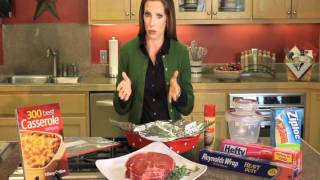 Storing and Freezing Holiday Dinner & Crock Pot Recipes