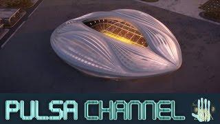 TOP 8 Estadios Qatar 2022    Edificios más Avanzados y Futuristas   