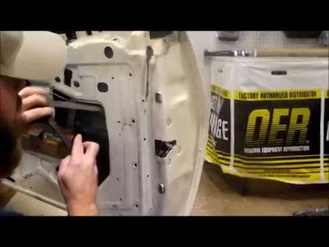How To Install 82 - 92 Camaro Trans Am Door Hull Weather Sea