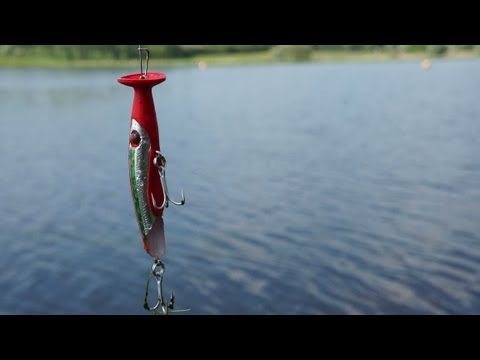 Popper, A Fishing Lure Obsession