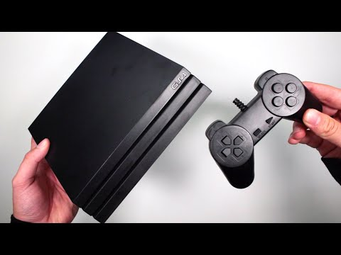 "Unboxing The ""GS4 Pro"" FAKE Playstation 4"