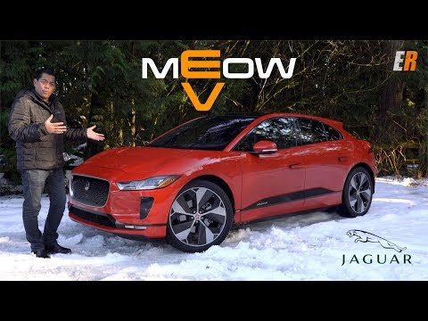 2020 Jaguar I-Pace EV Review - This Electrified Cat is Good, Really Good!
