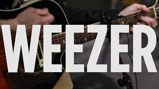 "Weezer stopped by the SiriusXM studios and performed ""I've Had It U..."