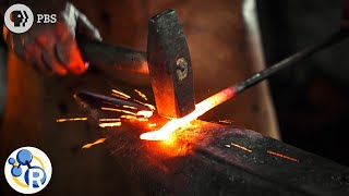 From Steel to Sword--Here's How Blacksmiths Mold Metal