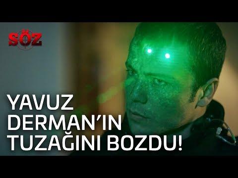 Söz | 36.Bölüm - Yavuz Derman'ın Tuzağını Bozdu!