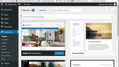 Web design Kenya - How to build a simple wordpress website