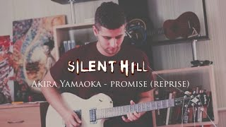 Как играть Akira Yamaoka Promise OST Silent Hill TAB