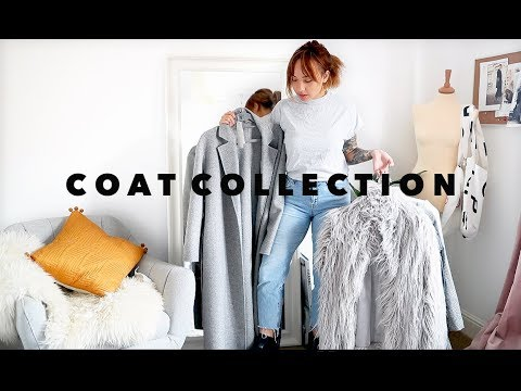 MY COAT COLLECTION | Samantha Maria