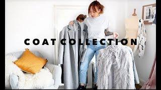 MY COAT COLLECTION | Samantha Maria