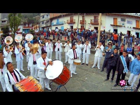 BANDA BRASS PERU - MIX BOLO NO ME AMENACES - ME ESTAS SACANDO LA VUELTA - CONCHUCOS PALLASCA 2017