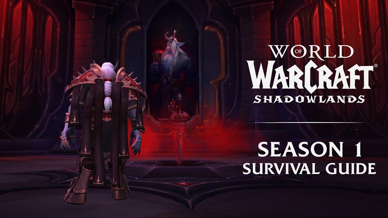 Überlebensratgeber für die Saison 1 von Shadowlands