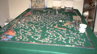 Views of Modern Rome, Jigsaw Puzzle