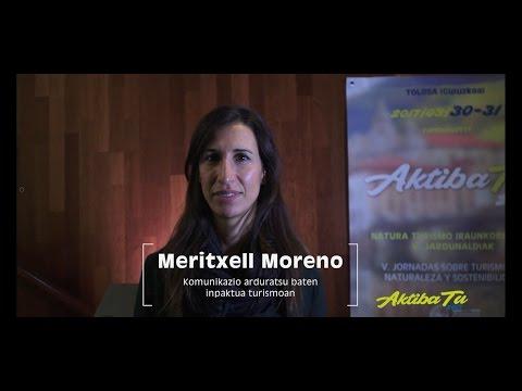 AKTIBATU 2017 - Ponencia Meritxell Moreno, Directora Lonely Planet Traveller Spain