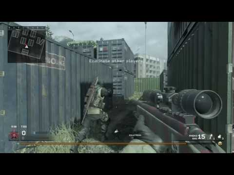 Please fix the Shipment Spawns @wendellwobble @RavenSoftware -Call of Duty Modern Warfare Remastered