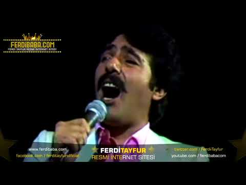 FERDİ TAYFUR - 05 Merak Etme Sen & Avrupa Konseri   (www ferdibaba com)