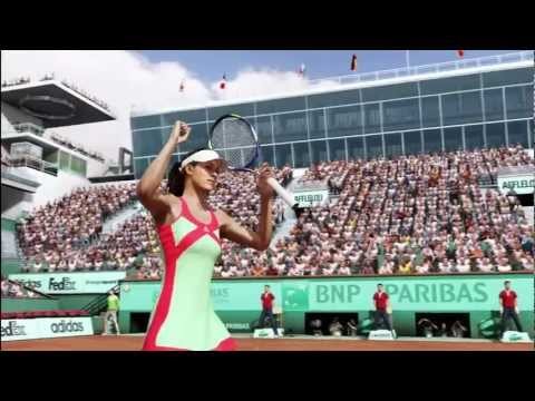 EA SPORTS Grand Slam® Tennis 2 Launch Trailer
