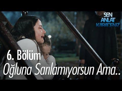 Balım'dan, Nefes'e destek - Sen Anlat Karadeniz 6. Bölüm