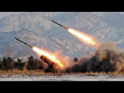 shocking news=LIVE North korea Latest  Nuclear Missile Explode Against USA