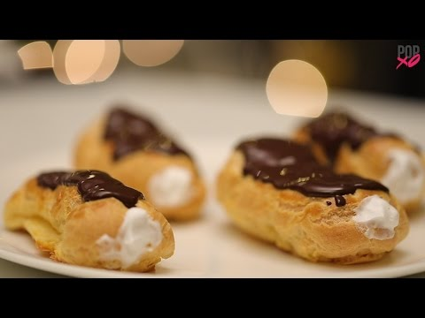 How to Make Chocolate Eclairs At Home - POPxo Food