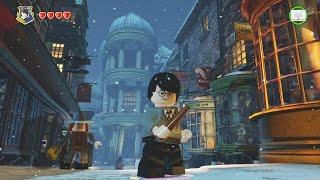 LEGO Dimensions - Harry Potter World - Open World Free Roam Gameplay