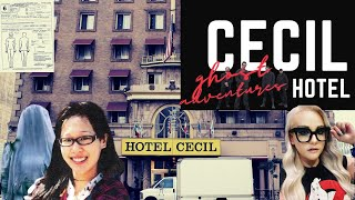 Ghost Adventures Review: Cecil Hotel in Los Angeles, and Elisa Lam's FULL Autopsy Report
