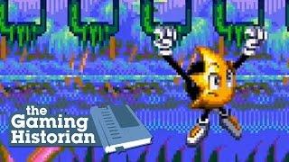 History of Ristar - Gaming Historian