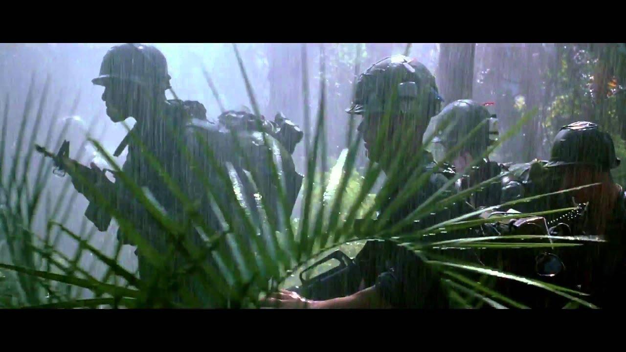 Forrest gump types of rain