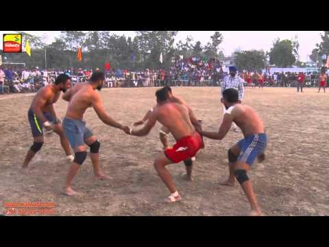 DASUYA (Hoshiarpur)   KABADDI CUP - 2015   SEMI FINALS   Full HD   Part 3rd.